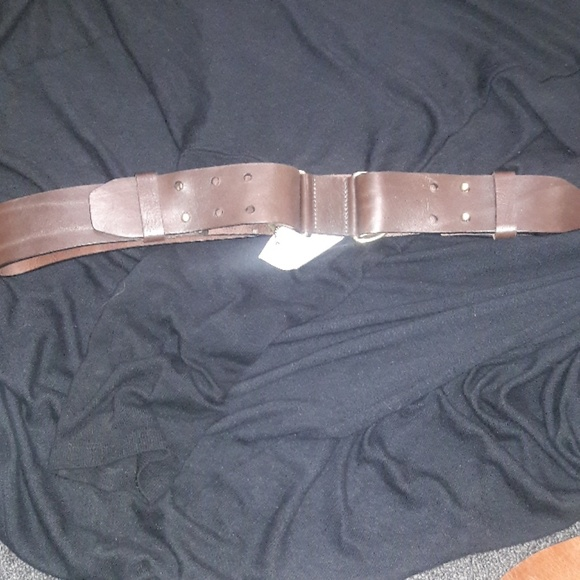 brave Accessories - Leather belt